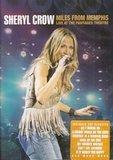 DVD Sheryl Crow - Miles from Memphis_