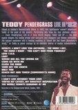 DVD Teddy Pendergrass Live in '82_
