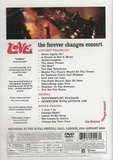 DVD Love - The Forever Changes Concert_