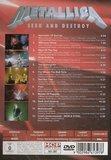 DVD Metallica Seek & Destroy_