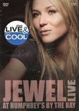 DVD Jewel Live at Humphrey's by the Bay_