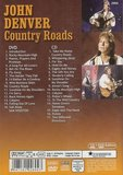 DVD John Denver - Country Roads (DVD+CD)_