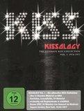 DVD Kiss - Kissology vol. 1 (2 DVD)_