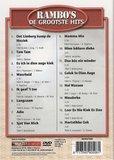 DVD Rambo's - De grootste Hits_