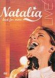 DVD Natalia Back for More Live_
