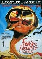 DVD Speelfilm - Fear and loathing in Las Vegas