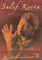 DVD Salif Keita - Music Planet Collection