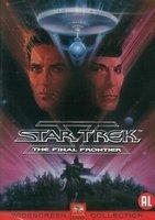DVD Science Fiction - Star Trek 5 - The final frontier