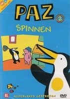 DVD Tekenfilm - Paz 2 - Spinnen