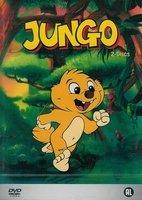 DVD Tekenfilm - Jungo 2 Discs