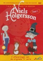 DVD Tekenfilm - Niels holgersson - Deel 1