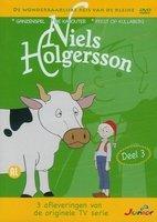 DVD Tekenfilm - Niels holgersson-Deel 3