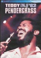 DVD Teddy Pendergrass Live in '82