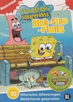 DVD SpongeBob Squarepants - Hink-Stap-Plons