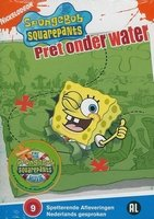 DVD SpongeBob Squarepants - Pret onder water