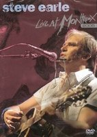 DVD Steve Earle Live at Montreux