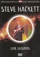 DVD Steve Hackett - Live Legends