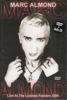 DVD Marc Almond - Live at the Lokerse Feesten 2000 (DVD+CD)