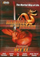 DVD Martial arts - Warriors of the dragon