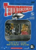 DVD Jeugd - Thunderbirds 5