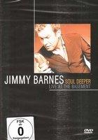 DVD Jimmy Barnes - Soul Deeper
