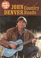 DVD John Denver - Country Roads (DVD+CD)