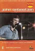 DVD John Sebastian Live at Iowa State University