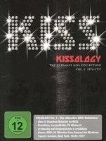 DVD Kiss - Kissology vol. 1 (2 DVD)