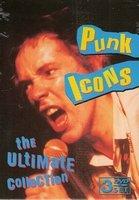 DVD Punk Icons (3 DVD)