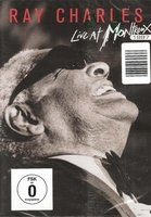 DVD Ray Charles Live at Montreux 1997