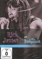 DVD Rick James at Rockpalast