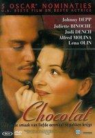 DVD romantiek - Chocolat