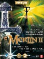 DVD Miniserie - Merlin II