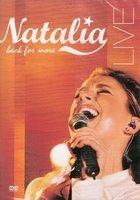 DVD Natalia Back for More Live