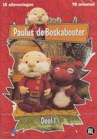 DVD Paulus de Boskabouter deel 1