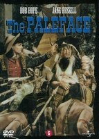 DVD western - The Paleface