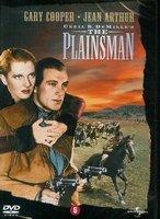 DVD western - The Plainsman