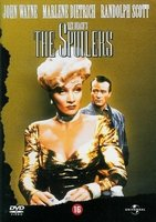 DVD western - The Spoilers