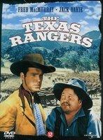 DVD western - The Texas Rangers