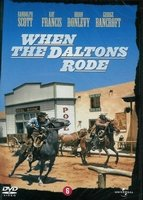 DVD western - When the Daltons Rode