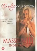 Erotic Collection DVD - Masseuse 3