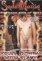 Sado Mania SM DVD - Cruel Domina with Slave