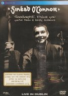 DVD Sinead O'Connor - Goodnight, thank you