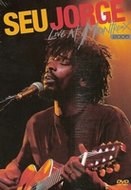 DVD Seu Jorge Live at Montreux 2005