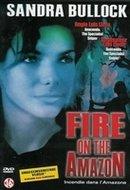 DVD Speelfilm - Fire on the Amazon