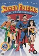 DVD Tekenfilm - Challenge of the Super Friends