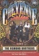 DVD The Osmond Brothers - Cheyenne Saloon