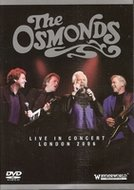 DVD The Osmonds Live in Concert
