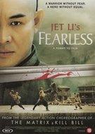 DVD Martial arts - Jet Li's Fearless