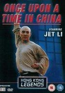 DVD Martial arts - Once upon a time in China